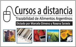Curso a Distancia: Trazabilidad de Alimentos Argentinos - Rural ...