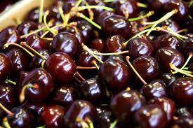 Las cerezas dulces ayudan a reducir el aumento de peso