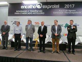 Encatho & Exprotel – Turismo y hotelería reunidos en la capital de Santa Catarina, Brasil