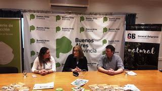 En la Casa de la provincia de Buenos Aires. General Belgrano presentó su oferta para vacaciones de invierno