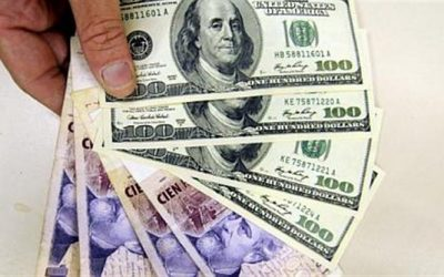 Dólar a 43,80 pesos en el Banco Nación