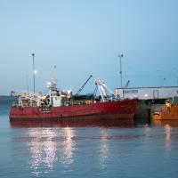 Agroindustria suspende preventivamente a buques pesqueros de langostino