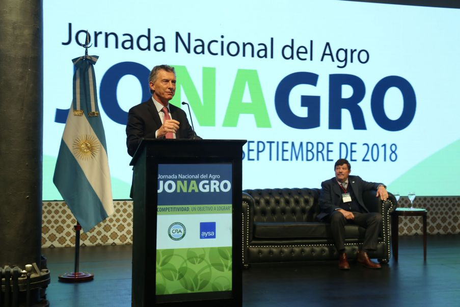 Tercera edición de la Jornada Nacional del Agro
