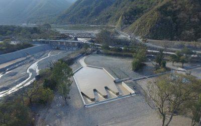 Quedó inaugurado en Salta el sistema de riego presurizado más grande de América Latina