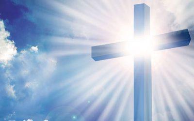 """""""En Él está la plenitud de la salvación"""". """"Él es el Redentor del hombre"""" (S. Juan Pablo II)"""