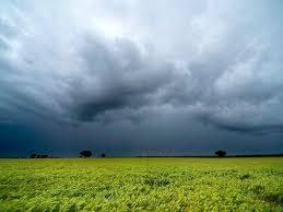 Prevén marcadas oscilaciones térmicas y lluvias sobre el centro-este del área agrícola
