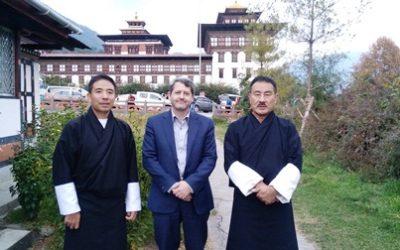 Argentina envía misión de capacitación a Bután en biotecnología agropecuaria