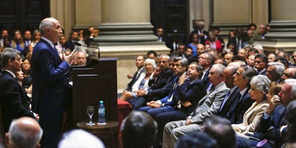 """El PRO se comprometió a votar """"en la próxima sesión """" el proyecto de la UCR para que los jueces paguen ganancias"""