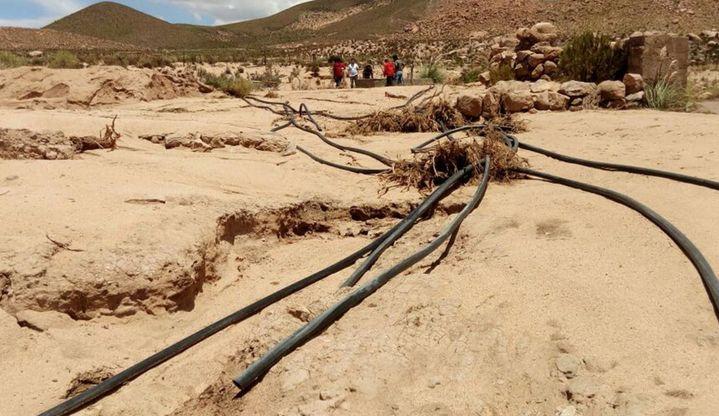 Comunidades de la Quebrada del Toro en Salta acceden al agua segura