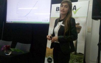 Summit Agro presenta a Brucia con la Ing. Carolina Martino