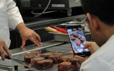 China : clase magistral con carne argentina para chefs en Shanghai
