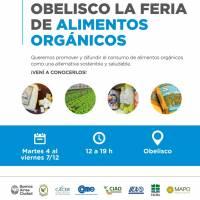 Promocionan el consumo de Alimentos Orgánicos