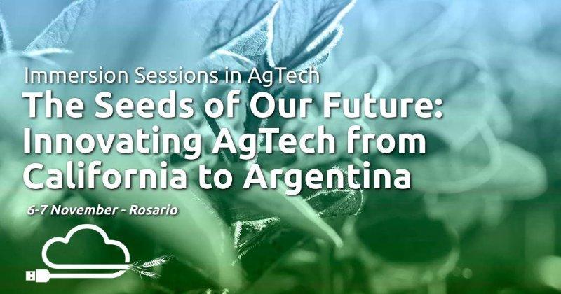 La revolución 4.0 del agro reunió a más de 1800 personas por día en Rosario