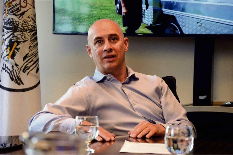 Renunció el ministro de Seguridad de la Ciudad, Martín Ocampo