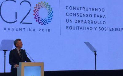 La Argentina, el peor país del G20 en defenza de derechos de propiedad intelectual