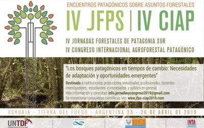 Ushuaia será anfitriona de las Jornadas Forestales de Patagonia Sur 2019