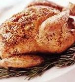 La carne de pollo, un alimento recomendable para personas con gota.