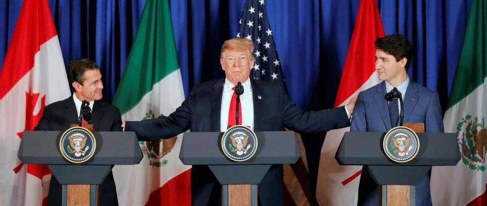 Estados Unidos, Canadá y México firmaron en Buenos Aires nuevo acuerdo que reemplaza al NAFTA