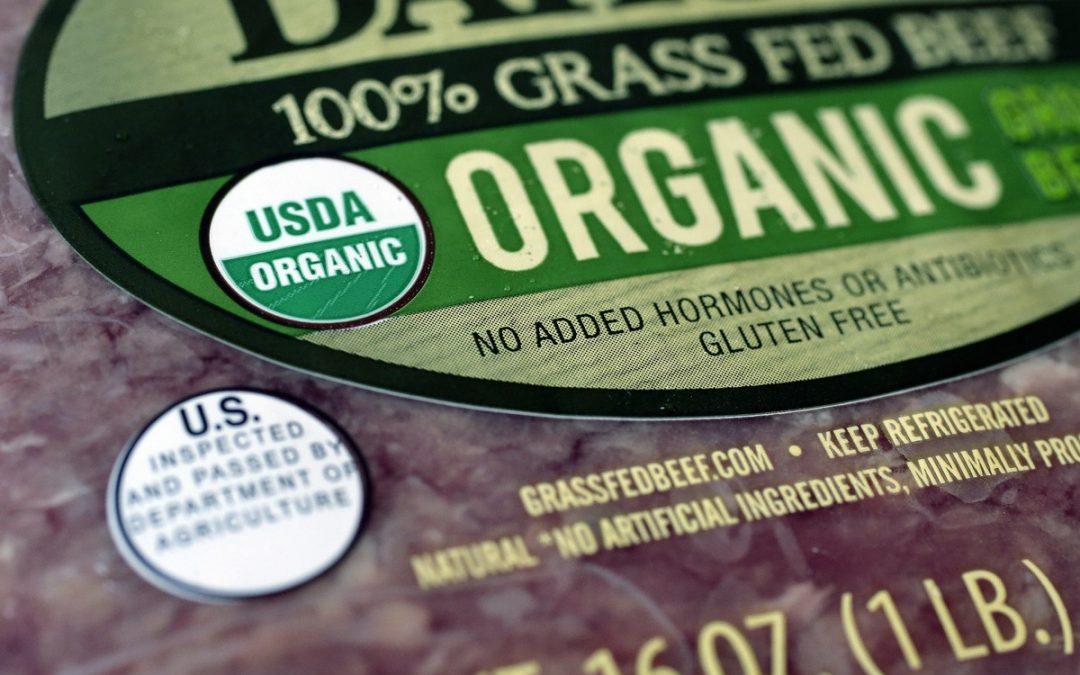 La comida orgánica reduce el riesgo de cáncer