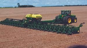 Buenas condiciones de clima permitieron avanzar en la siembra de granos gruesos