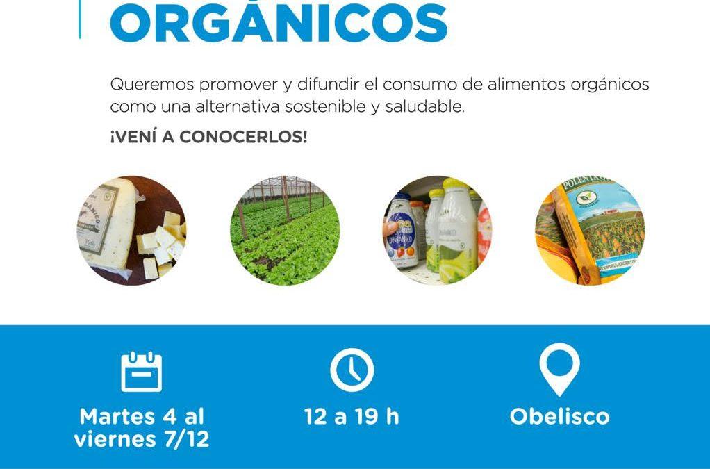 Comenzó la Semana de Alimentos Orgánicos