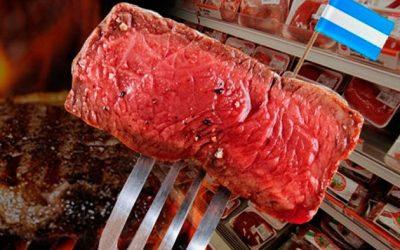 Leves alzas en diciembre del precio de la carne vacuna al consumidor