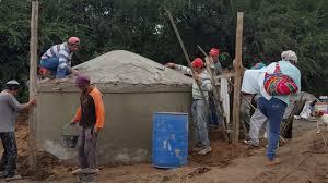Obras para mejorar el acceso al agua en en comunidad cordobesa de Traslasierra