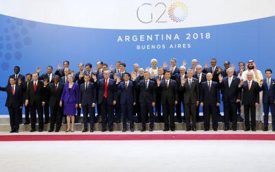 En primer día del G20, Argentina avanzó en acuerdos comerciales y de financiamiento para obras