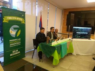 La Selva Misionera finalista de las 7 Maravillas Naturales Argentinas