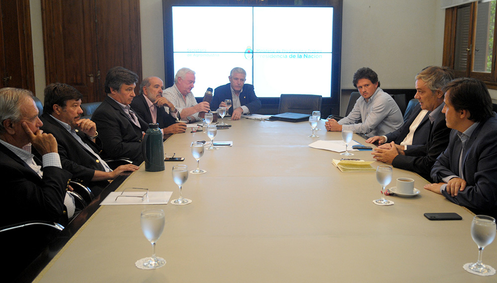 Agroindustria convoca a la Comisión Nacional de Emergencias y Desastres Agropecuarios