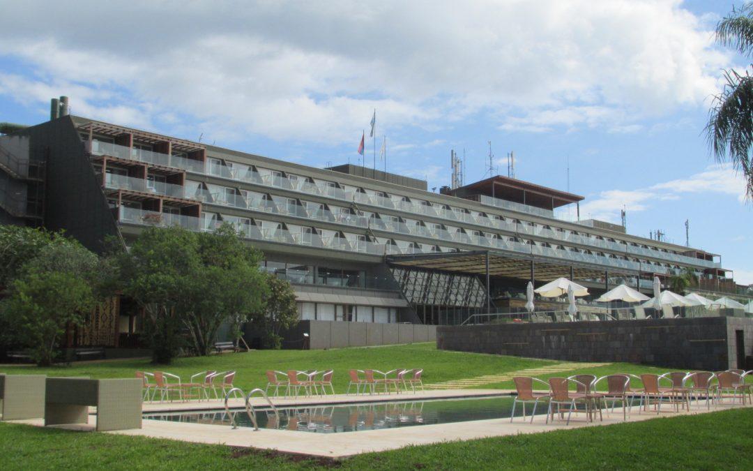 Conociendo el Hotel Gran Meliá Iguazú