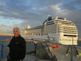 Crucero Trasatlántico en el MSC Poesia