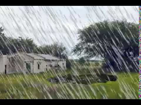 Prevén precipitaciones de variada intensidad sobre noroeste y  centro-este del área agrícola