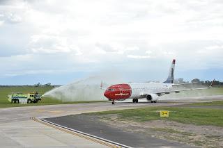 Norwegian inauguró sus vuelos diarios a Salta
