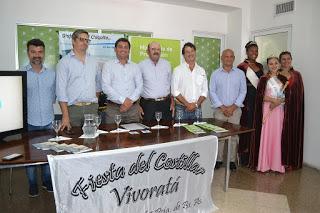 En Mar del Plata se presentó la 14° Fiesta del Costillar de Vivoratá