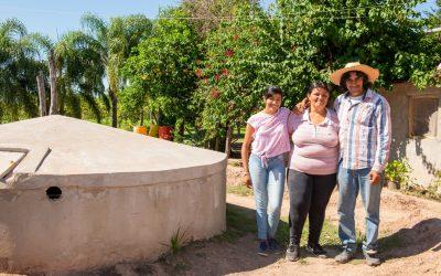 Agroindustria fortalece el acceso al agua segura en una comunidad formoseña