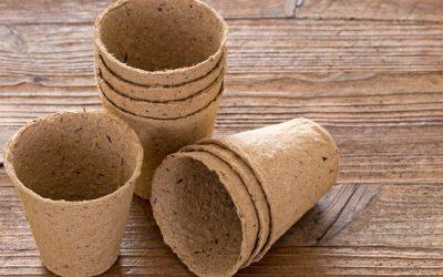 Envases biodegradables, compostables y reciclables