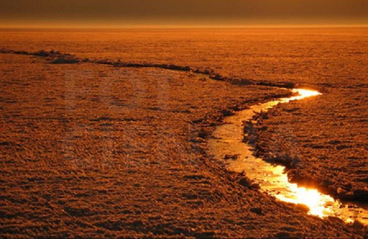 La temperatura del suelo en el permafrost se dispara