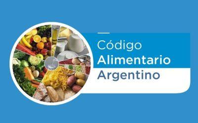 Nuevas Actualizaciones en el Código Alimentario Argentino