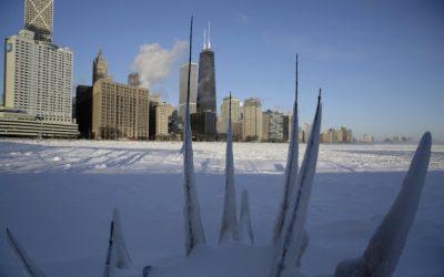 Una ola de frio extremo congela parte de EEUU, ¿Es por el cambio climático?