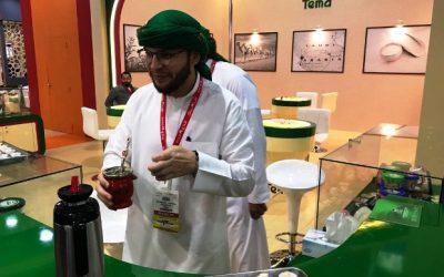 La Yerba Mate argentina se reafirma en las góndolas de Medio Oriente e incurciona en La India