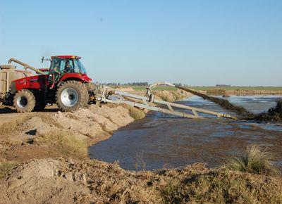 Presentaron normativa bonaerense para el uso agronómico de los efluentes de tambo