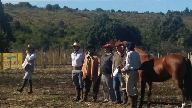 Pelegrina participó de la Exposición Rural de Bariloche