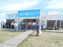 El Rosgan entregó un reconocimiento al IPCVA en Expoagro