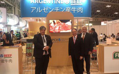 Carne Argentina en Foodex Japan 2019