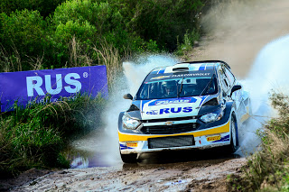 Campeonato Argentino de Rally: El Tango Tiene Corona