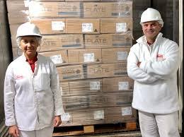La ciudad estadounidense de Filadelfia recibe primer embarque de carne argentina magra