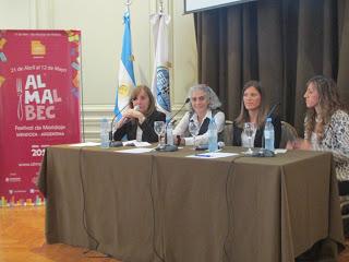 El Festival de Maridaje ALMAlbec se presentó en la sede de FEHGRA Buenos Aires
