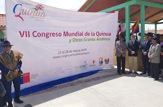 Argentina, uno de los protagonistas del Congreso Mundial de Quinua