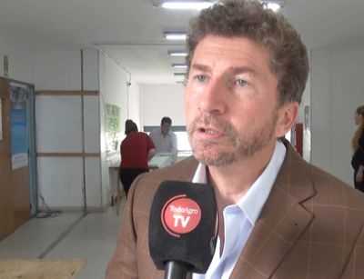 "Para Sammartino la producción terminará ""1 o 2 puntos arriba de 2018"""